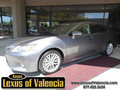 2013 Lexus ES 350 Base Sedan for sale in Valencia for $34,995 with 26,785 miles.