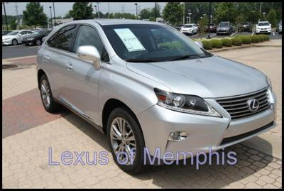 2013 Lexus RX 450h Base SUV for sale in Memphis for $43,990 with 30,261 miles.