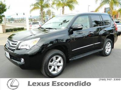 2013 Lexus GX 460 SUV for sale in Escondido for $50,999 with 29,820 miles.