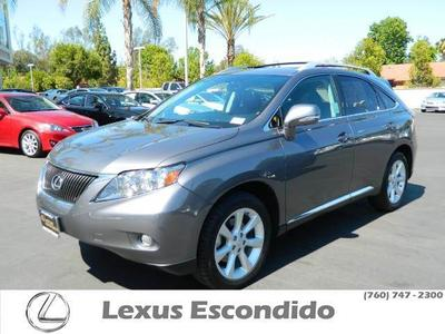 2012 Lexus RX 350 Base SUV for sale in Escondido for $40,495 with 28,026 miles.