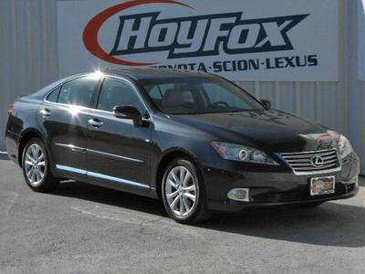 2011 Lexus ES 350 Base Sedan for sale in El Paso for $27,995 with 43,432 miles.