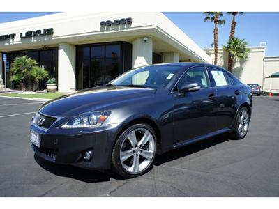 2011 Lexus IS 350 Base Sedan for sale in Cathedral City for $36,995 with 13,964 miles.