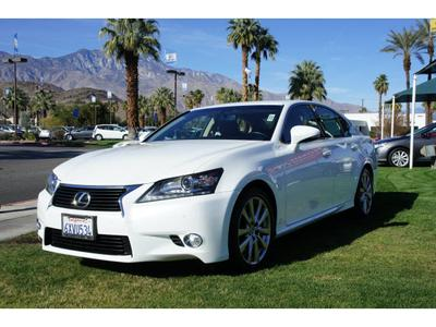 2013 Lexus GS 350 Base Sedan for sale in Cathedral City for $43,995 with 12,359 miles.