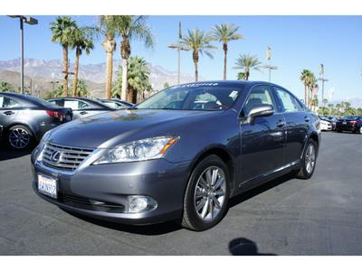 2012 Lexus ES 350 Base Sedan for sale in Cathedral City for $38,995 with 15,876 miles.