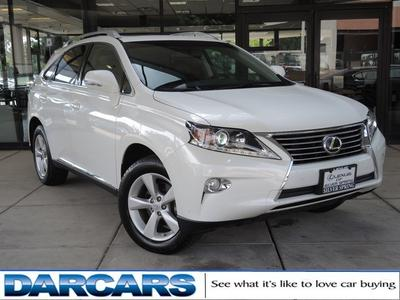 2013 Lexus RX 350 SUV for sale in Silver Spring for $40,224 with 20,100 miles.