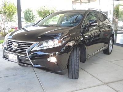 2013 Lexus RX 350 SUV for sale in Silver Spring for $40,304 with 14,869 miles.