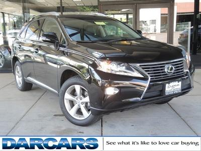 2013 Lexus RX 350 SUV for sale in Silver Spring for $40,102 with 20,755 miles.
