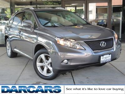 2012 Lexus RX 350 Base SUV for sale in Silver Spring for $35,893 with 37,128 miles.