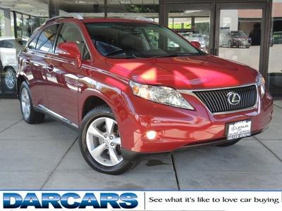 2011 Lexus RX 350 Base SUV for sale in Silver Spring for $33,313 with 40,509 miles.