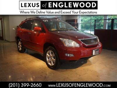 2009 Lexus RX 350 SUV for sale in Englewood for $24,950 with 54,983 miles.