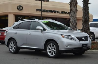 2010 Lexus RX 350 SUV for sale in Santa Rosa for $31,975 with 49,590 miles.