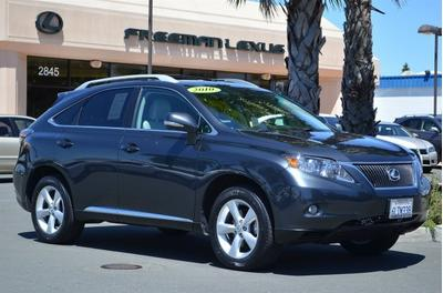 2010 Lexus RX 350 SUV for sale in Santa Rosa for $35,495 with 29,171 miles.