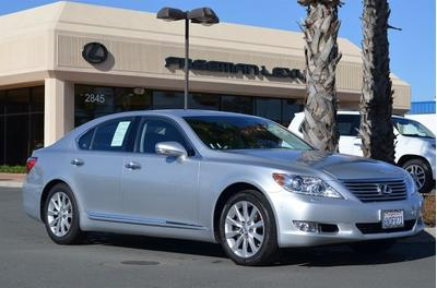 2010 Lexus LS 460 Sedan for sale in Santa Rosa for $39,975 with 55,179 miles.