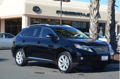 2011 Lexus RX 350 Base SUV for sale in Santa Rosa for $36,975 with 25,479 miles.