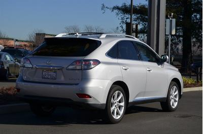 2011 Lexus RX 350 Base SUV for sale in Santa Rosa for $35,685 with 28,820 miles.