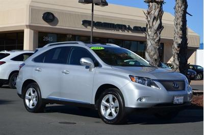 2011 Lexus RX 350 Base SUV for sale in Santa Rosa for $31,975 with 66,497 miles.