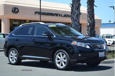 2010 Lexus RX 350 SUV for sale in Santa Rosa for $31,975 with 41,274 miles.