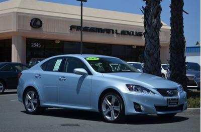 2013 Lexus IS 350 Base Sedan for sale in Santa Rosa for $40,975 with 8,367 miles.