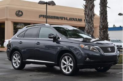 2011 Lexus RX 350 Base SUV for sale in Santa Rosa for $38,985 with 21,007 miles.