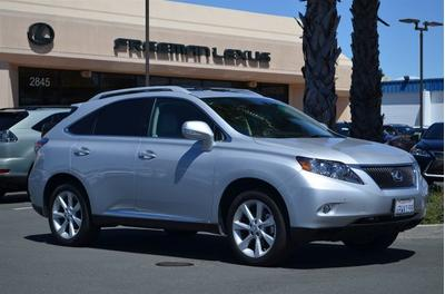 2011 Lexus RX 350 Base SUV for sale in Santa Rosa for $36,995 with 35,000 miles.