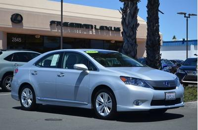 2010 Lexus HS 250h Sedan for sale in Santa Rosa for $27,795 with 21,649 miles.