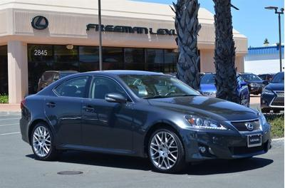 2011 Lexus IS 250 Base Sedan for sale in Santa Rosa for $27,795 with 34,259 miles.