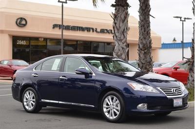 2011 Lexus ES 350 Base Sedan for sale in Santa Rosa for $29,495 with 15,399 miles.
