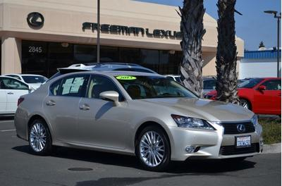 2013 Lexus GS 350 Base Sedan for sale in Santa Rosa for $48,975 with 18,224 miles.