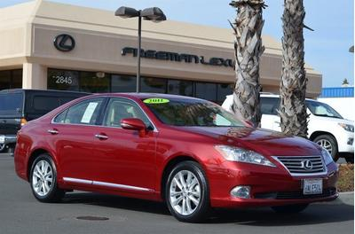2011 Lexus ES 350 Base Sedan for sale in Santa Rosa for $26,495 with 45,011 miles.