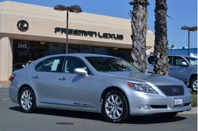 2009 Lexus LS 460 Sedan for sale in Santa Rosa for $43,995 with 37,450 miles.