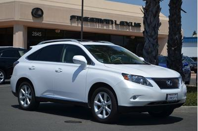 2011 Lexus RX 350 Base SUV for sale in Santa Rosa for $37,975 with 19,914 miles.