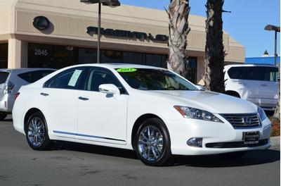 2012 Lexus ES 350 Base Sedan for sale in Santa Rosa for $32,975 with 12,086 miles.