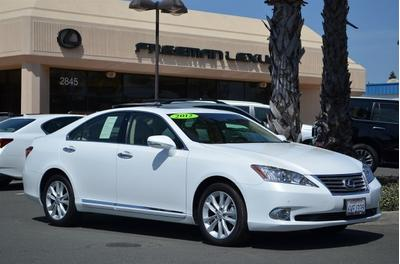 2012 Lexus ES 350 Base Sedan for sale in Santa Rosa for $33,975 with 7,590 miles.
