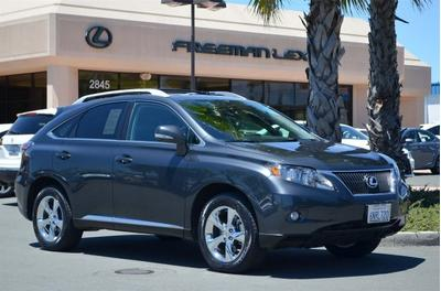 2010 Lexus RX 350 SUV for sale in Santa Rosa for $35,775 with 34,054 miles.