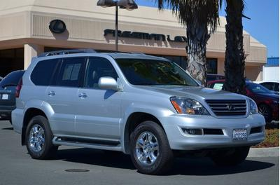 2008 Lexus GX 470 SUV for sale in Santa Rosa for $37,975 with 57,557 miles.