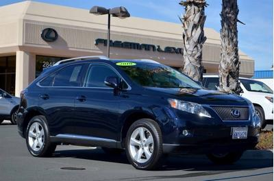 2010 Lexus RX 350 SUV for sale in Santa Rosa for $31,495 with 48,701 miles.