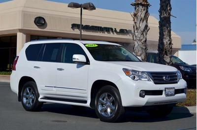 2012 Lexus GX 460 SUV for sale in Santa Rosa for $57,975 with 23,744 miles.