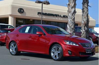 2011 Lexus IS 350 Base Sedan for sale in Santa Rosa for $36,495 with 30,350 miles.