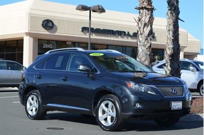 2011 Lexus RX 350 Base SUV for sale in Santa Rosa for $35,495 with 24,578 miles.