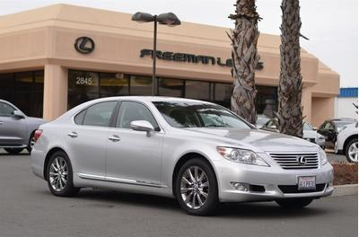 2010 Lexus LS 460 Sedan for sale in Santa Rosa for $43,995 with 37,059 miles.