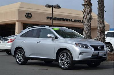 2013 Lexus RX 350 SUV for sale in Santa Rosa for $45,975 with 10,059 miles.