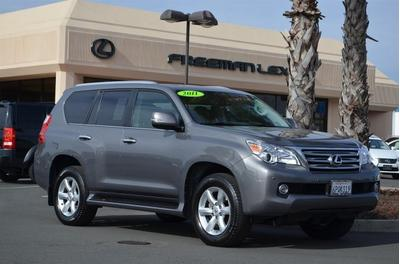 2011 Lexus GX 460 SUV for sale in Santa Rosa for $42,975 with 41,808 miles.