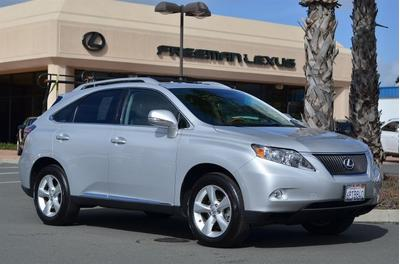 2011 Lexus RX 350 Base SUV for sale in Santa Rosa for $31,975 with 37,201 miles.