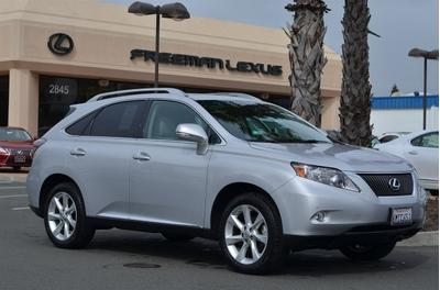 2010 Lexus RX 350 SUV for sale in Santa Rosa for $32,765 with 62,940 miles.