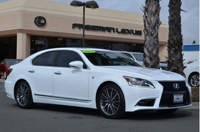 2013 Lexus LS 460 Sedan for sale in Santa Rosa for $70,495 with 9,342 miles.