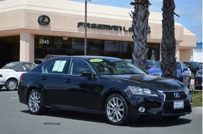 2013 Lexus GS 350 Base Sedan for sale in Santa Rosa for $44,975 with 7,324 miles.