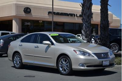 2012 Lexus ES 350 Base Sedan for sale in Santa Rosa for $30,975 with 32,654 miles.