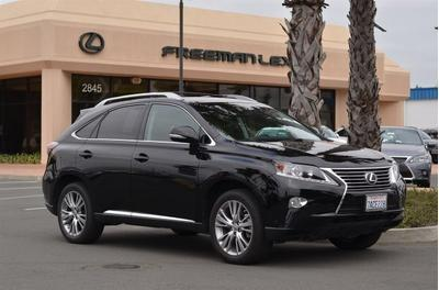 2013 Lexus RX 350 SUV for sale in Santa Rosa for $43,395 with 11,482 miles.