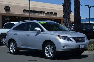 2011 Lexus RX 350 Base SUV for sale in Santa Rosa for $36,495 with 33,401 miles.