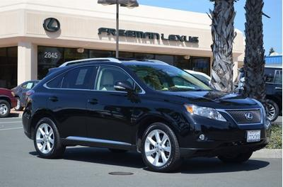 2011 Lexus RX 350 Base SUV for sale in Santa Rosa for $36,975 with 25,005 miles.